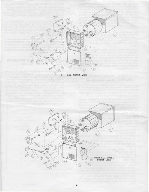 Mor Flo Hot Water Heater Wiring Diagram