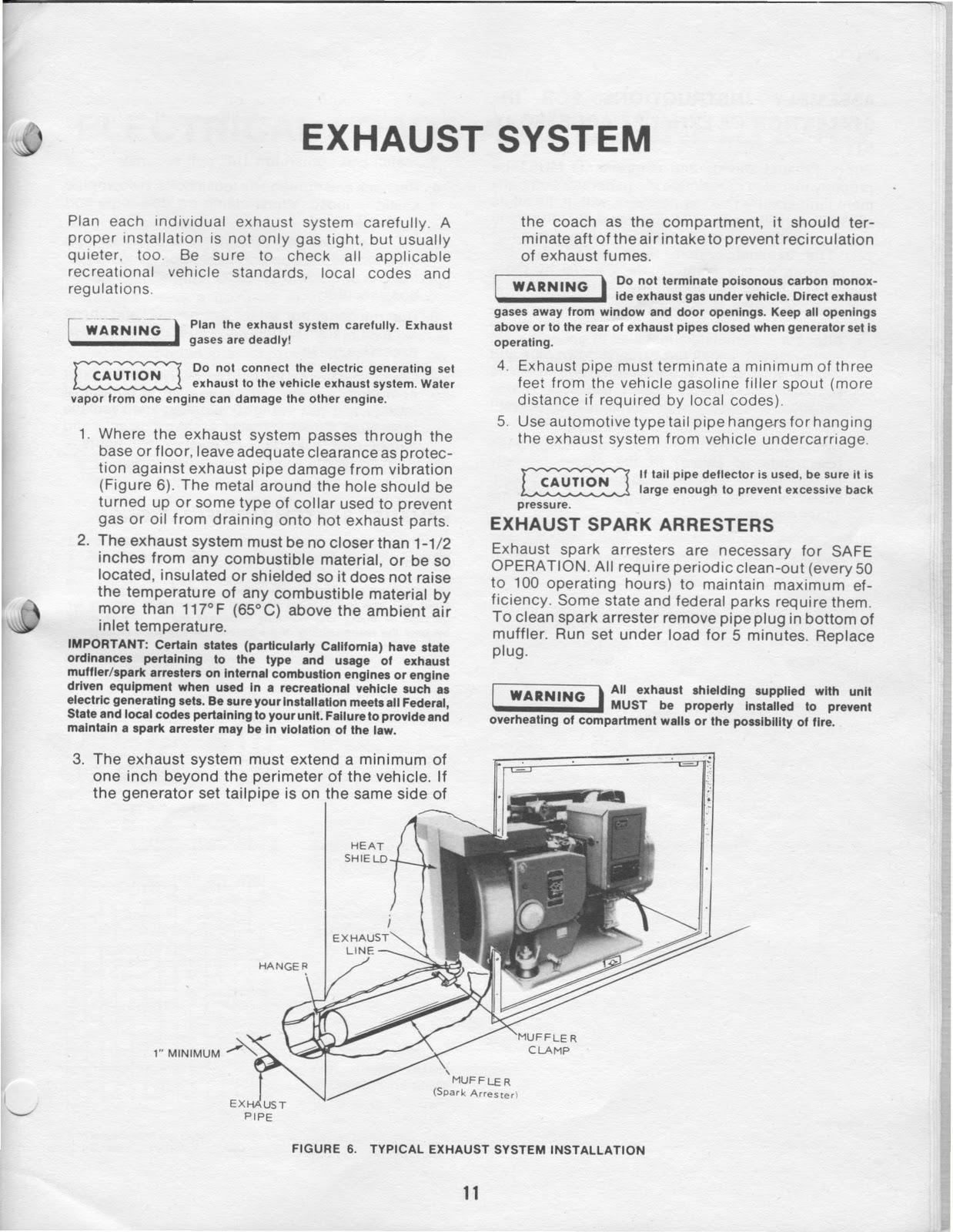 16004 onan Manual on