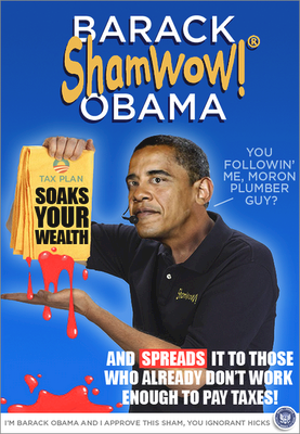 "BARACK ""SHAMWOW"" OBAMA"