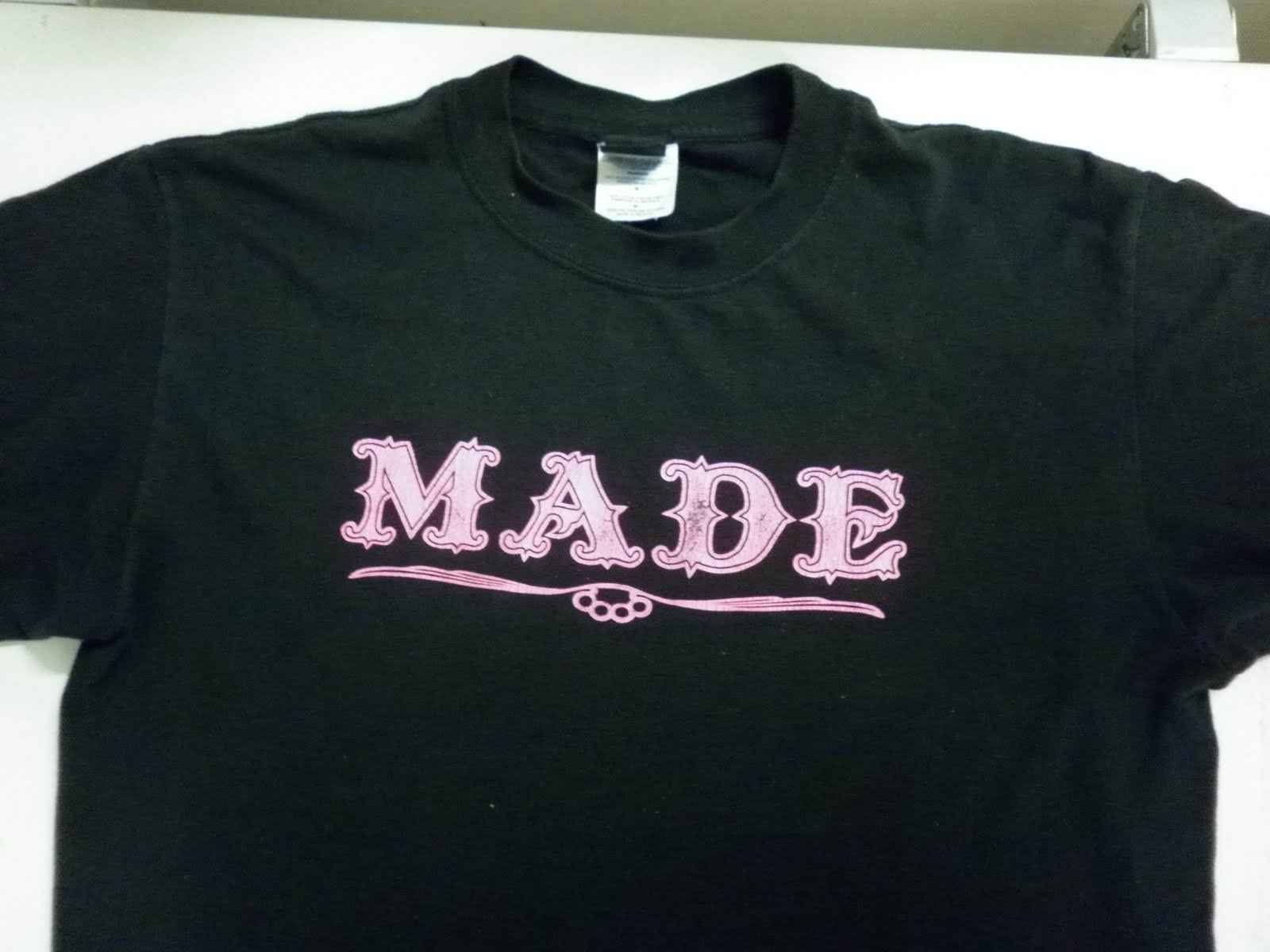 Gedey Gombal Made Clothing Good Charlotte Product