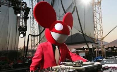 deadmau5 red suit - photo #13