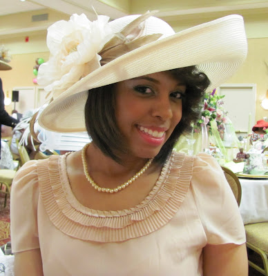 Filthy Chic It S A Southern Thing High Tea Amp Hats