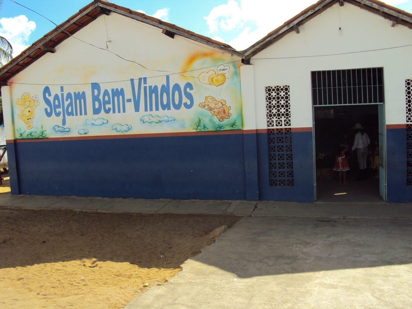 Grupo Escolar Durval Mata Pires Estrutura Física Da Escola
