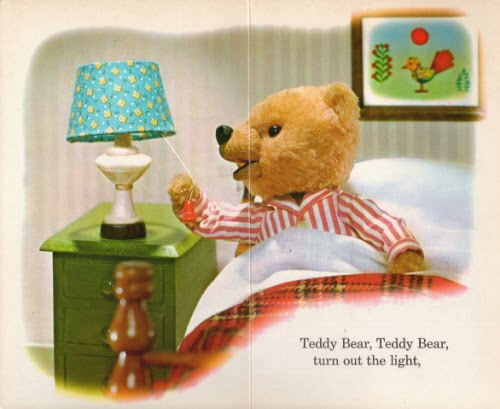 An Indoor Teddy Bear Picnic