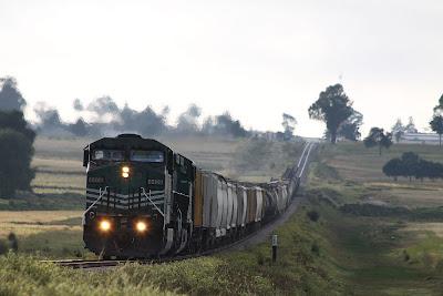Mexican Railroads Ferrosur Linea S The Mainline