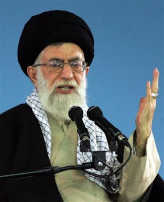 Iranian Supreme Leader, Mr. Ali Khamenei.