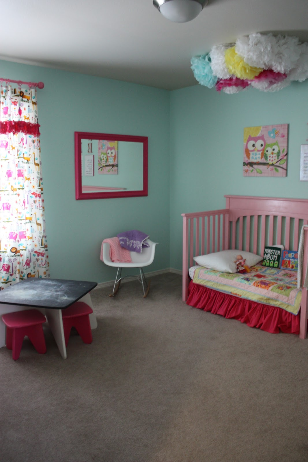Pink Crib Room Tour Beingbrook