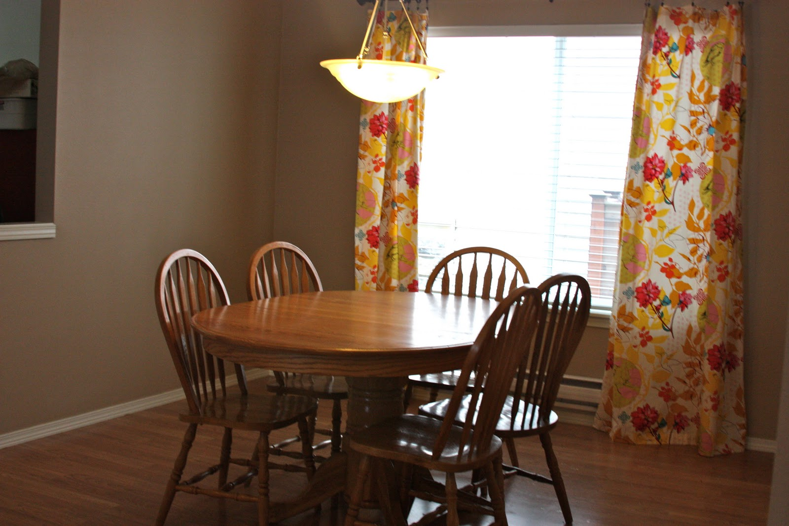 Be brave paint your dining room furniture  BeingBrook
