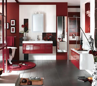 This some cool stylish modern and luxurious bathroom collection is come from delpha they offer a collection of super stylish bathroom interiors for super