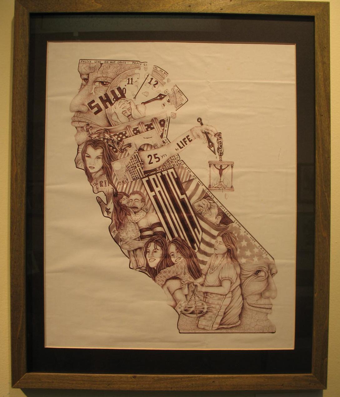 Swapmeet Chronicles: Prison Arte Pelican Bay