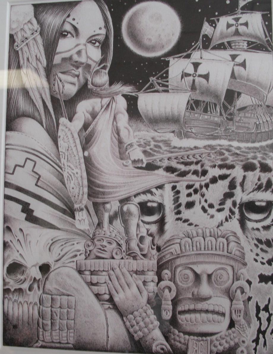 Swapmeet Chronicles Prison Arte Pelican Bay