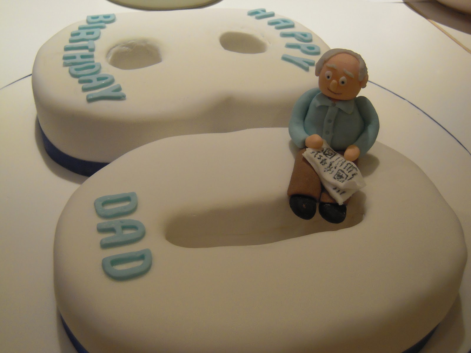 80th Birthday Cakes For Dad Cake Recipe