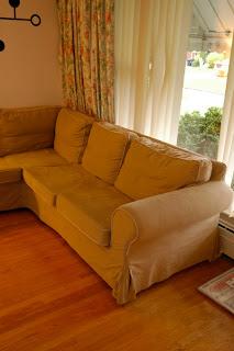 Crazy Moving Sale Like New Ikea Ektorp Corner Sofa 2 2 599