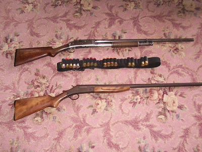 The Prepared Christian: homestead working guns Part 2 Shotguns