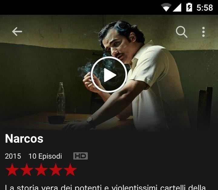 Netflix: download contenuti e visione offline