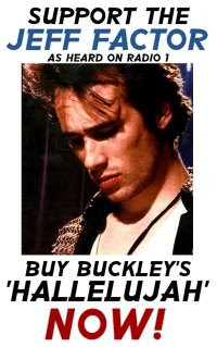 Support Jeff Buckley Hallelujah