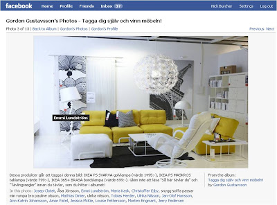 IKEA Malmo Gordon Gustavsson Facebook tagged photo