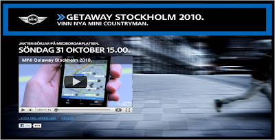 Mini Stockholm Getaway location mobile game
