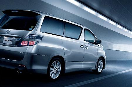 New toy: Toyota Vellfire - Page 2 - ClubLexus - Lexus Forum Discussion