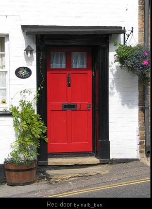 Cottage Front Doors With Glass