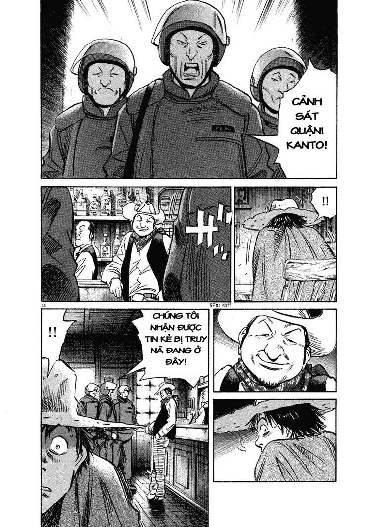 20th Century Boys chapter 207 trang 27