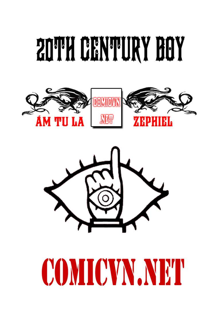 20th Century Boys chapter 207 trang 39