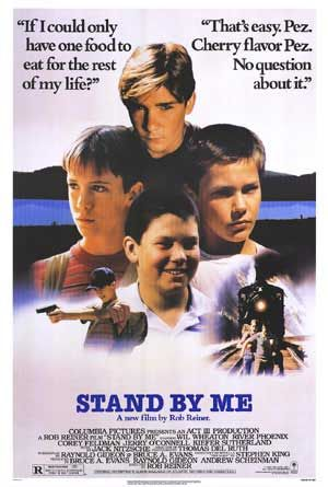 Kinematoscope: IMDB #163 Stand By Me