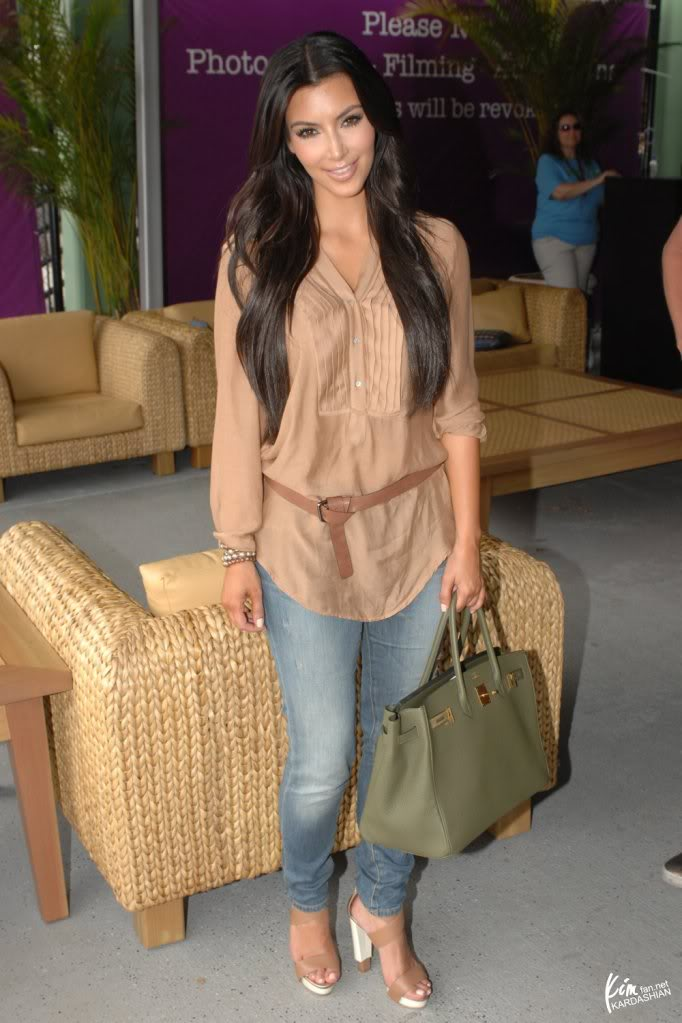 Kim Kardashian Birkin Bag Collection