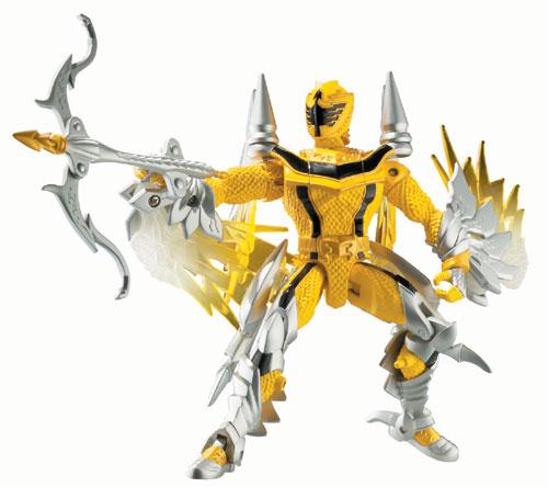 Alfin Namaku: Power Ranger