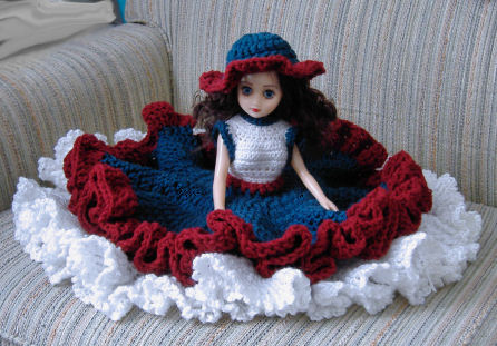 Crocheted Bed Dolls Crochet For Beginners