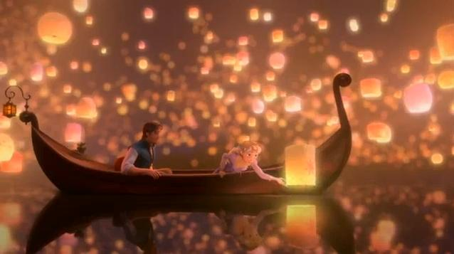 Tapeworthy: Long Beautiful Hair - Tangled - Movie Review