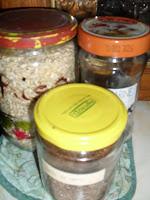 conservare alimenti vaso