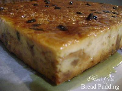 pud237n de pan maris cakes
