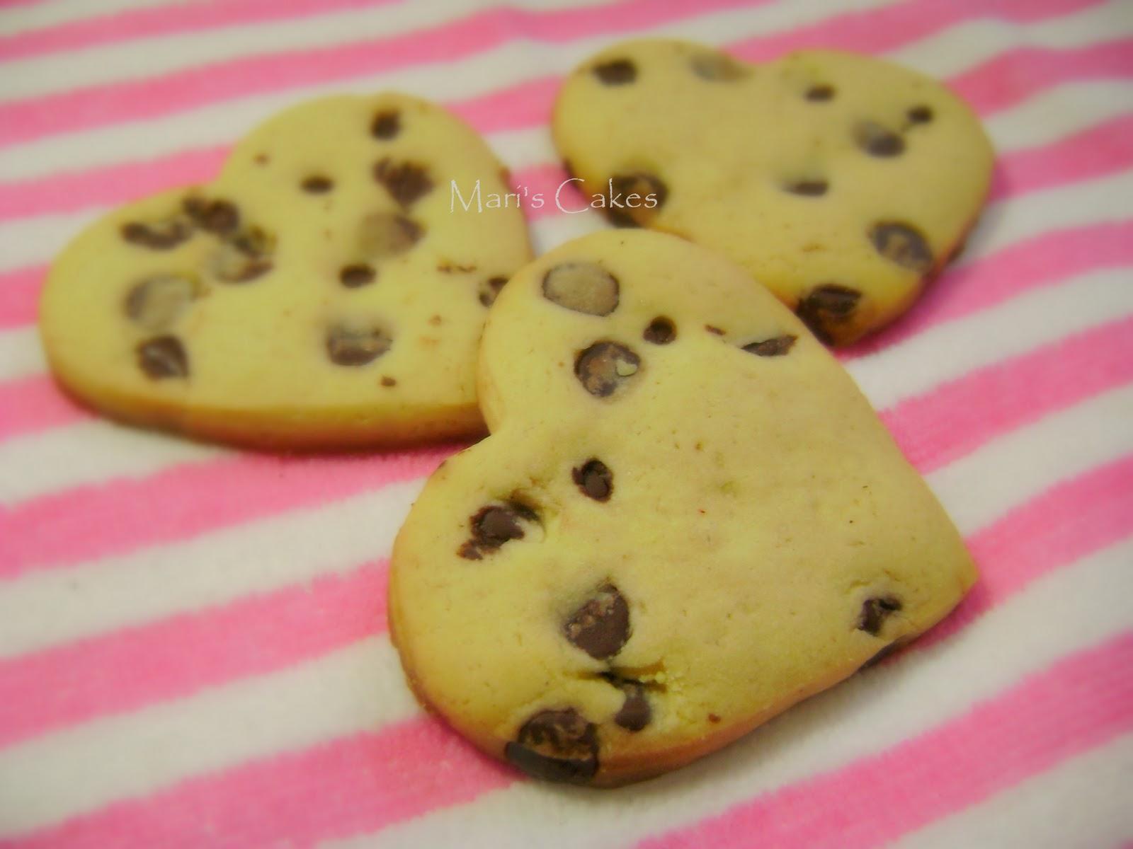 Galletas De Chispas De Chocolate Para Decorar Maris Cakes