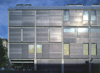 Eco-Tecture: Yale Center for British Art, Louis Khan
