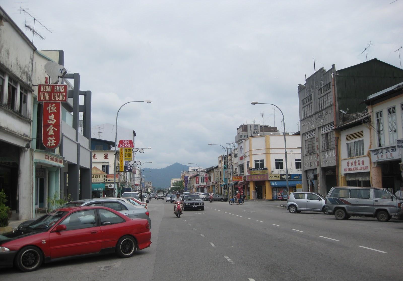 Peggy Loh ~ My Johor Stories: Jaw-gathon to Batu Pahat