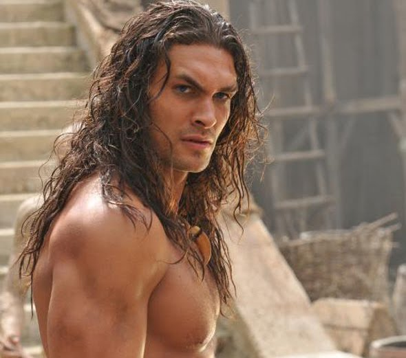 Jason Momoa Game Of Thrones: The Wertzone: First Official Still From The New CONAN Movie