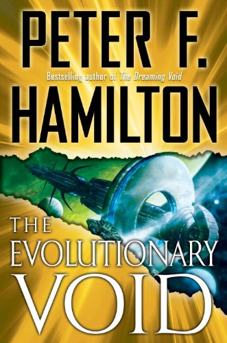 Peter Hamilton - The Evolutionary Void