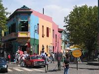 La Boca Buenos Aires Visit