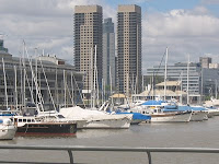 Puerto Madero Luxury area