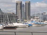 Puerto Madero Luxury area
