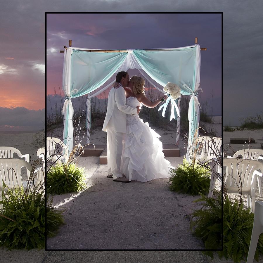 Wedding: Tampa Wedding Photography: Clearwater Beach Wedding