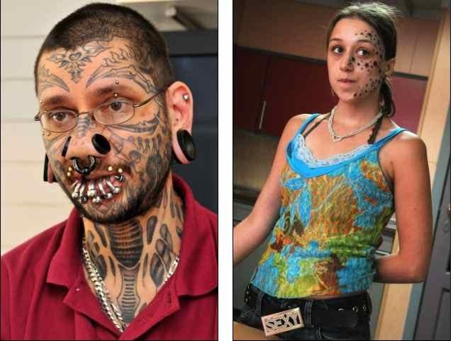 "Grime Tattoo Artist >> TYWKIWDBI (""Tai-Wiki-Widbee""): You've probably seen photos ..."
