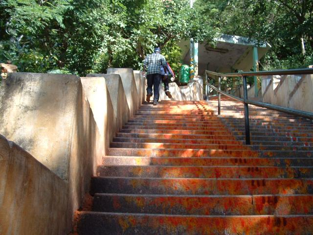 The history of tirumala step route-TNILIVE devotional