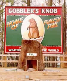 I can't think of any jokes for Gobbler's Knob