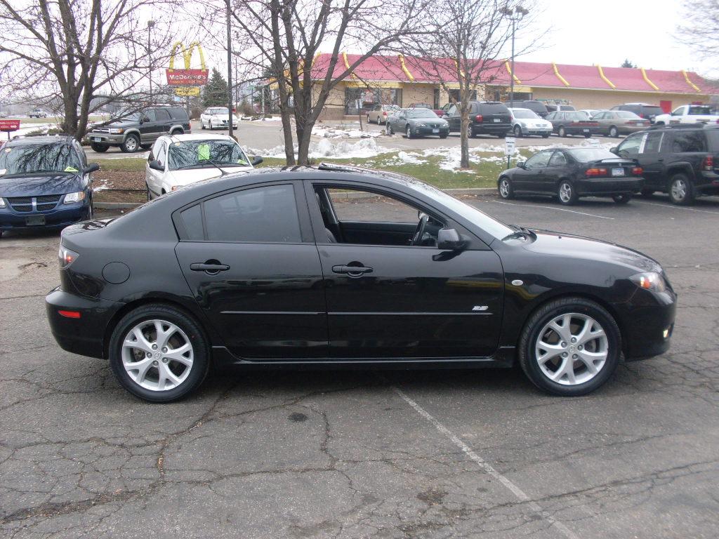Mazda 3i Sport >> luisrideauto: 2007 Mazda 3i, 4 door sedan 2.0 Liter 4cyl 68K Miles!!!