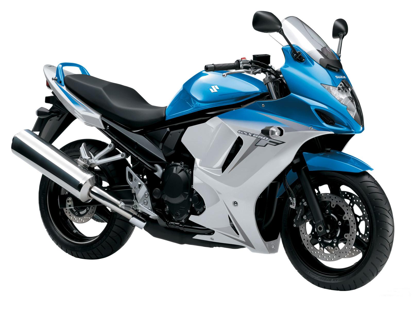 Suzuki Gsx650f  2010  Specifications