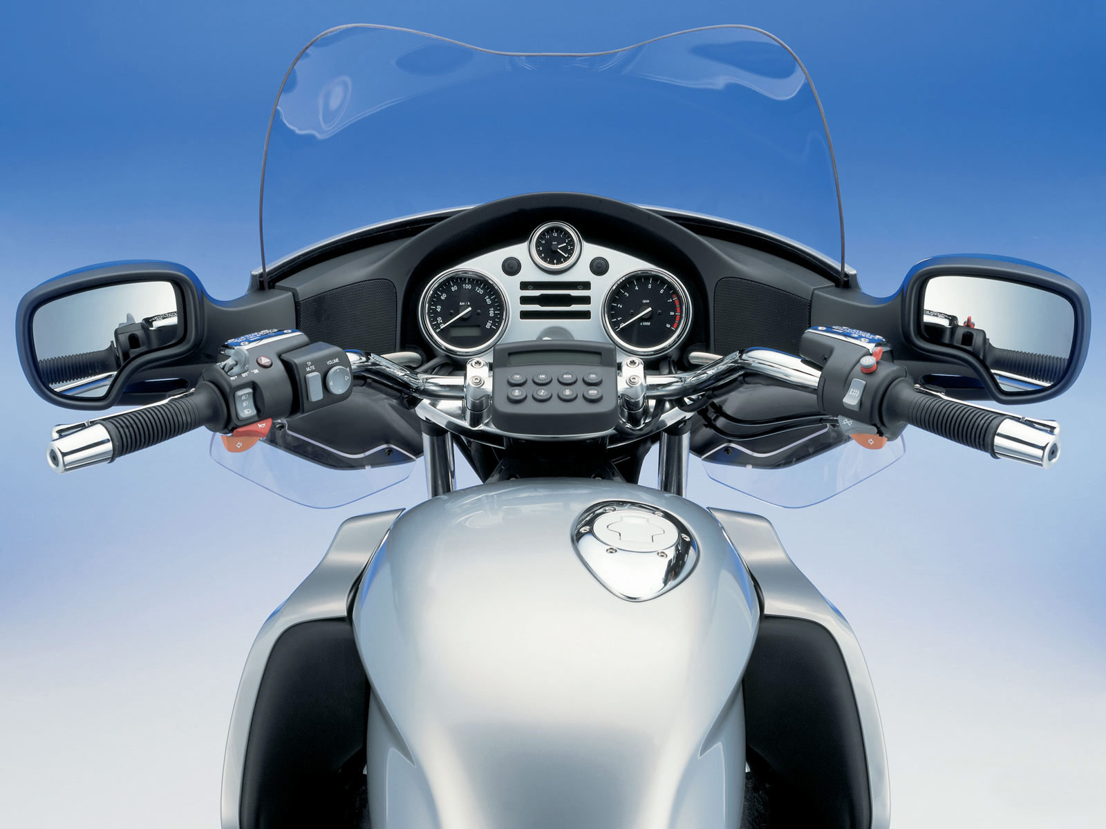2002 Bmw R1200cl Insurance Information