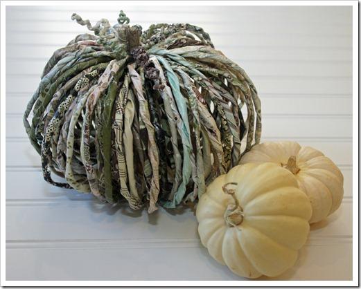 autunno - halloween - zucche di carta tutorial
