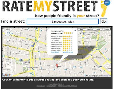 Rate My Street